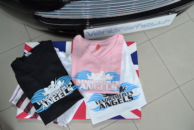 Vendramelli's Angels Merchandising